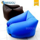 Atacado Popular Beach Hammock Inflatable Lounge Air Bean Bag Chair