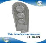 Lampada calda della strada dell'indicatore luminoso di via della PANNOCCHIA 90/120/150W LED di vendita Ce/RoHS di Yaye 18 120W LED con 3 anni di garanzia
