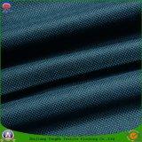 Tela impermeable tejida materia textil casera de la cortina de ventana del apagón de la capa del franco del poliester de la tela para la cortina confeccionada