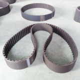 Cinghia di sincronizzazione di gomma industriale/cinghie sincrone 1540 1575 1750 1873 Xh