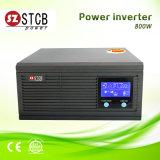 情報処理機能をもった電池管理LCD表示の純粋な正弦波インバーター1000va