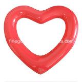 Раздувные поплавки бассеина влюбленности кольца заплывания игрушки бассеина воды продуктов
