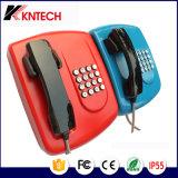 Telefone Autodial Knzd-04 GSM-C do banco do telefone público do telefone