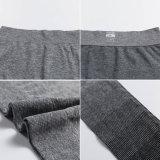 Las mujeres de Nn0111 Neleus ponen en cortocircuito los pantalones de las polainas de la ropa de la yoga del desgaste de la aptitud