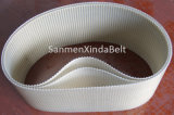 White Belt H108U PU Flex Belt