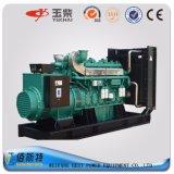 De Diesel die van het Merk 400V 800kw/1000kVA van Yuchai Vastgesteld Stil Type produceert