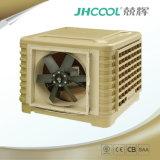 Refrigerador de ar evaporativo do tamanho grande de controle remoto com peças sobresselentes