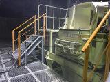 Arena que hace la máquina para el granito que machaca la línea (VSI-850II)
