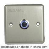 Aluminiumlegierung keine Nc COM-Tür-Taste mit 2 Schlüsseln (SB5E)