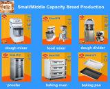 Petit matériel moyen de boulangerie de production de pain de capacité