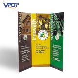 ポスターを広告するカスタム印刷の段ボール紙の表示新製品