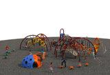 Equipamento ao ar livre Kp-E205 da aptidão do campo de jogos dos miúdos do aço inoxidável