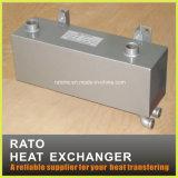 Condensador profissional da Vapor-Água da produção