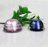 化粧品の包装のための新しい到着15g 30gの青い塔のアクリルのクリーム色の瓶(PPC-ACJ-099)