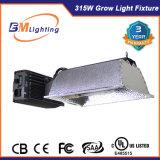 Hydroponic 315W 디지털 CMH/HPS 밸러스트는 알루미늄 반사체를 가진 전등 설비를 증가한다