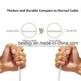 Câble usb de téléphone mobile/câble de 1.5 caractéristique de remplissage de mètre avec la boucle magnétique