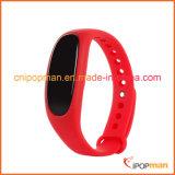 IP67 Waterproof o bracelete esperto, bracelete esperto dinâmico da frequência cardíaca