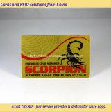 VIP 멤버쉽을%s PVC 자석 줄무늬 카드를 인쇄하는 금속 금