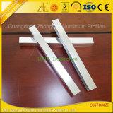 Het spiegel Opgepoetste Profiel van de Uitdrijving van het Aluminium voor de Decoratie van de Badkamers