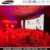P5 video visualizzazione completa dell'interno di colore LED per la pubblicità dello schermo