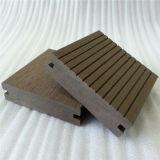 100*25mmの固体屋外の木製のプラスチック合成のDeckingの床の安い屋外のフロアーリング
