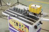 곡선 & 똑바른 PVC 가장자리 밴딩 기계 Fbj-888를 접착제로 붙이는 손 수동 두 배 마스크
