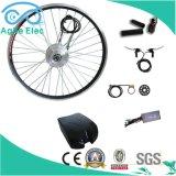 kit eléctrico engranado 250W de la bici del motor de la rueda con la batería