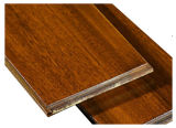 Revestimento de madeira africano impermeável natural de Okan com certificação do ISO