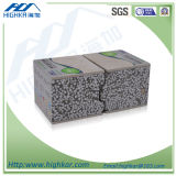 Eco 친절한 경량 격리된 미리 틀에 넣어 만들어진 EPS 구체적인 시멘트 샌드위치 벽면