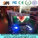 Abt China im Freienbekanntmachentaxi des Lieferanten-P5 Spitzen-LED-Bildschirmanzeige
