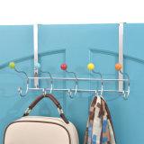 Крюк Overdoor с цветастыми шариками