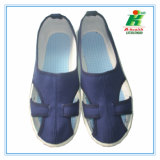Antistatische Basisrecheneinheits-Segeltuch-Funktions-Schuhe für Arbeitskräfte in der Cleanroom-Werkstatt