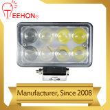 """indicatore luminoso del lavoro di 5 """" 24W LED con l'obiettivo del PC 4D"""