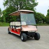 Qualität wählen 6 Seater elektrische das Golf-Karre für Dorf Golfplatz-/Hotel-/Holiday