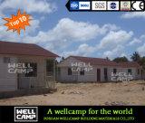 Umweltfreundliches ökonomisches Licht-Stahlkonstruktion-Landhaus
