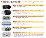 Arroz cru de Hons+, classificador da cor do diodo emissor de luz do arroz do vapor com a câmera do CCD da alta qualidade