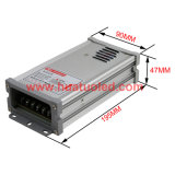 bloc d'alimentation antipluie de l'interpréteur de commandes interactif en aluminium continuel DEL de la tension 5V-200W