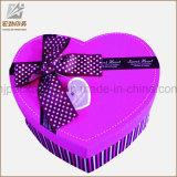 Impresión en blanco de encargo caja de cartón de embalaje, venta al por mayor de la alta calidad blanca plegable caja de empaquetado Magnética