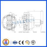 Dispositif de frein / Limiteur de vitesse pour la plate-forme de travail pour escalade de mât