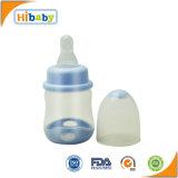 Transparentes de la leche materna biberones libres de BPA PP Insípido para bebés lactantes