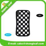 TPU flexible para la cubierta de célula de goma del bolso del silicón del iPhone 6