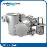 DreiphasenSwimmingpool-Wasser-Pumpen-Motor des Edelstahl-304