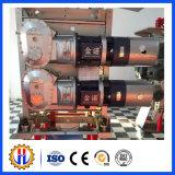 Motor de los recambios del alzamiento de la construcción