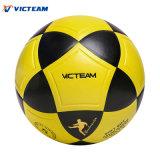 Práctica Profesional de cuero sintético del balón de fútbol
