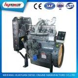 Weifang wassergekühlter Zylinder 1500rpm des Motor-495D des Motor4