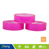 Varios colores Plástico Core BOPP Stationery Gem Tape
