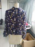 Одежды кофточек повелительниц Fairy длинней напечатанные втулкой