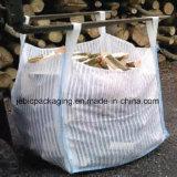 Sac enorme de FIBC pour le bois de chauffage