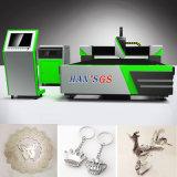 automatische metallschneidende Faser-Laser-Ausschnitt-Maschine der Maschinen-1000W für Edelstahl-Blatt