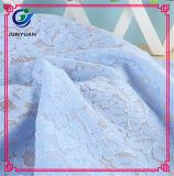 De Stof van het Kant van het Huwelijk van de Douane van de Polyester van 100%